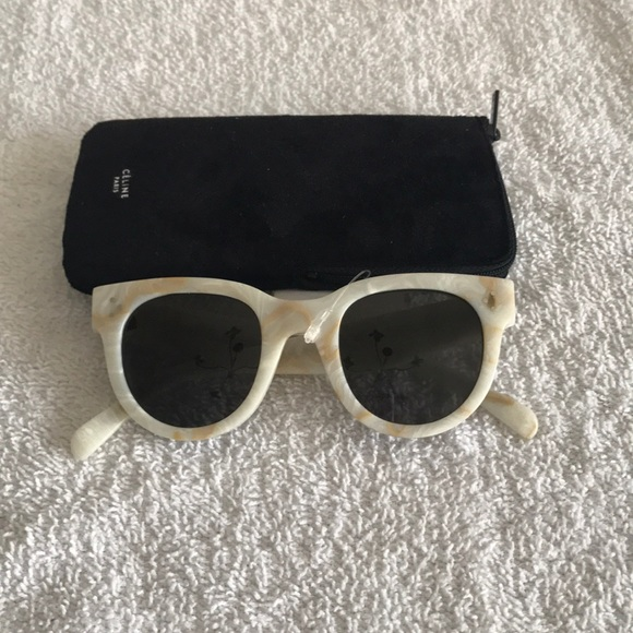 49043d72268f Celine Accessories - CELINE Baby Audrey Cat Eye Sunglasses